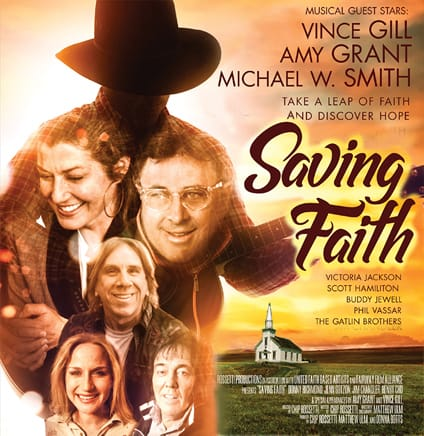 "Fun With Cameos For Saving Faith Movie ""Must See""  January 25, 2017"