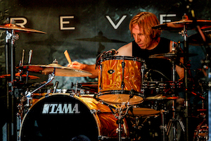 Tesla's Troy Luccketta-New England Music News 6/30/16