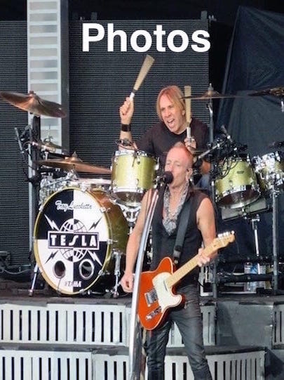 Music Mania Podcast- Phil Collen & Troy Luccketta 6-16-17